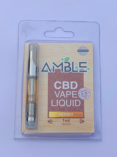 Amble CBD Liquid-Honey