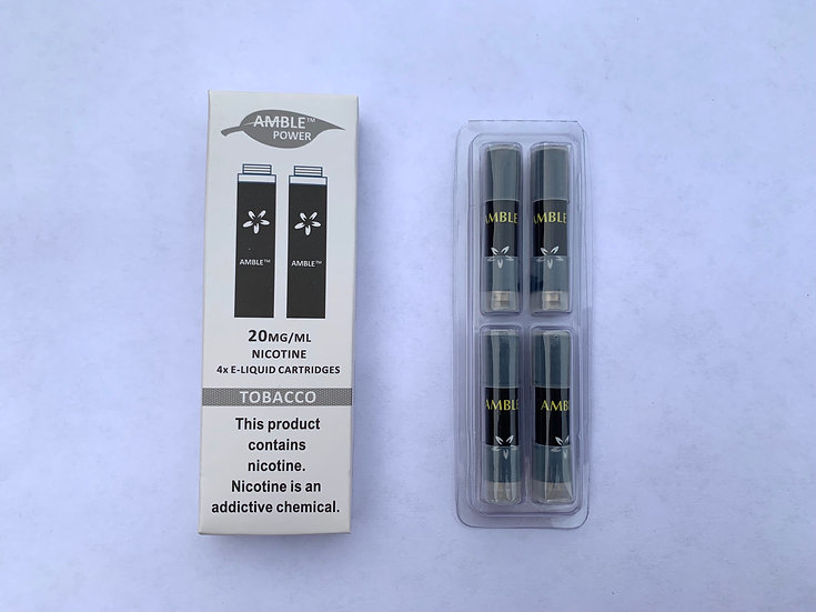 Amble Power(Tobacco) Pack 20 mg/ml
