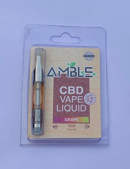 Amble CBD Liquid-Grape