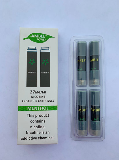 Amble Power(Menthol) Pack 20 mg/ml