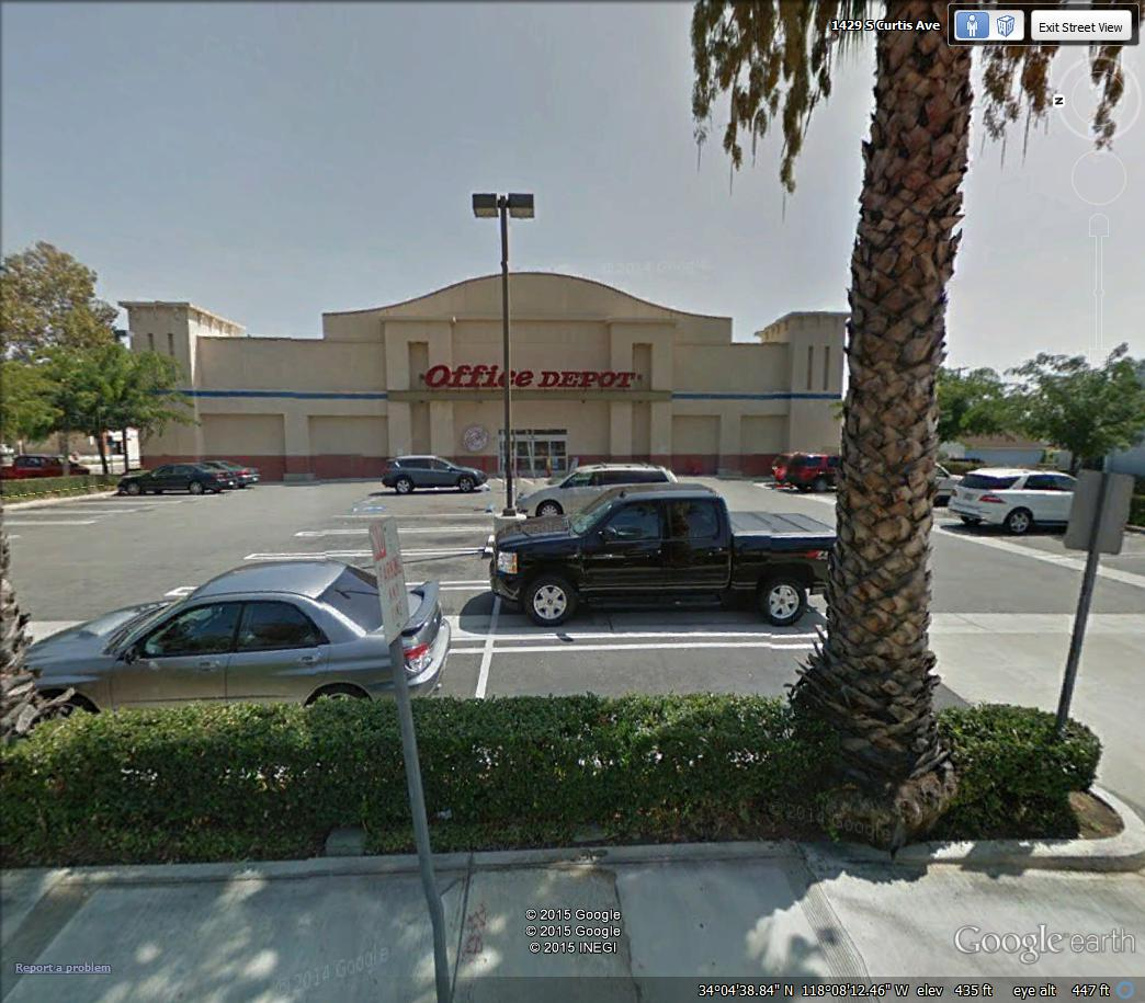 Office Depot Center (Alhambra)