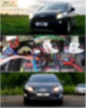 Установка ДХО на Peugeot 3008 Peugeot 308 Peugeot 408