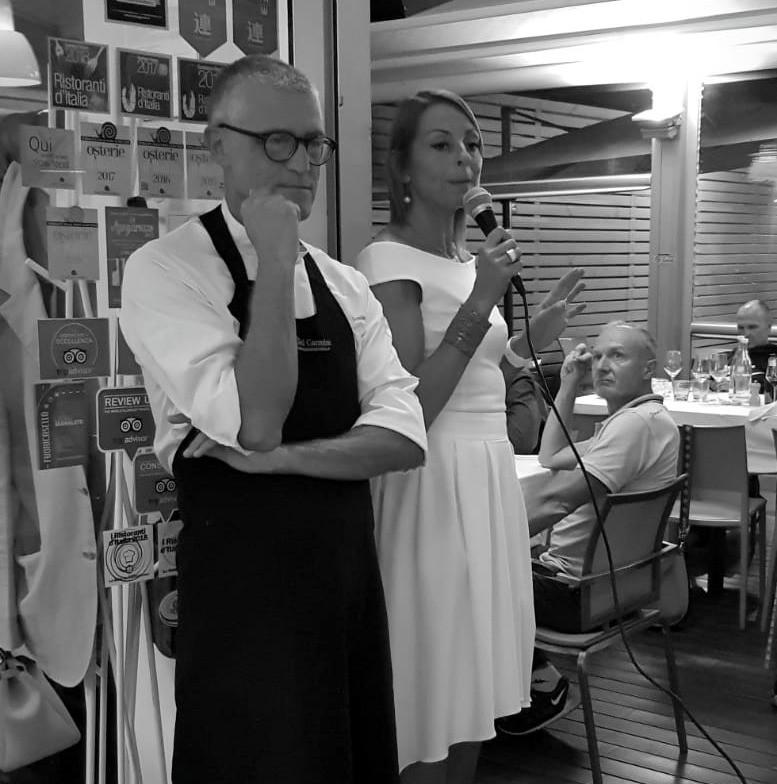 La Dottoressa e lo Chef