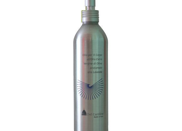 Olio per il Corpo all'Olio Extravergine di Oliva 250 ml