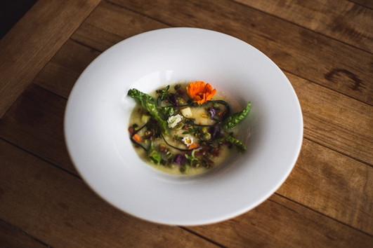 I piatti dello Chef Marco