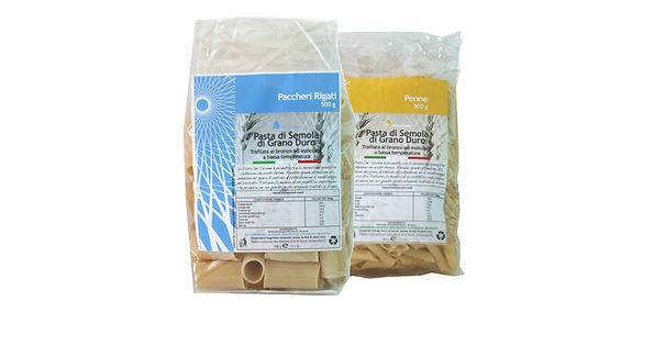 Online Shopping  di Paccheri, Penne e Spaghetti di semola di grano duro realizzati per offrire ogni giorno piatti perfetti con un lento processo di essiccazione, che conferisce un gusto inconfondibile, una grande tenuta di cottura