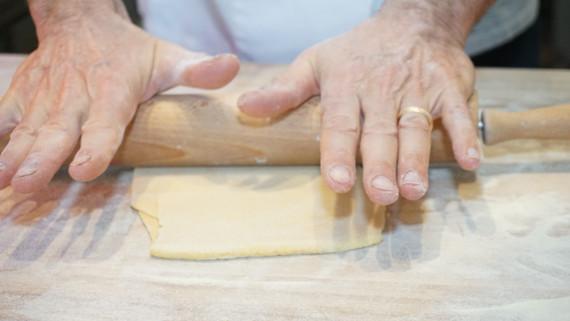Pane, pasta fatti in casa
