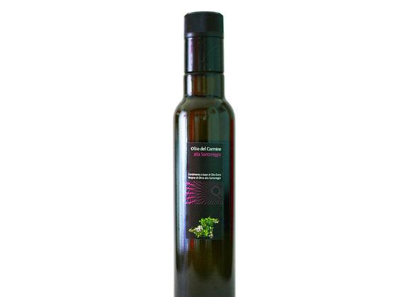 Olio di Oliva Aromatizzato alla Santoreggia 250 ml
