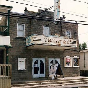 Restauration de marquise, Théâtre le Royal, Saint-André-Avellin