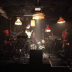 Julien Sagot, lancement d'album - Décor