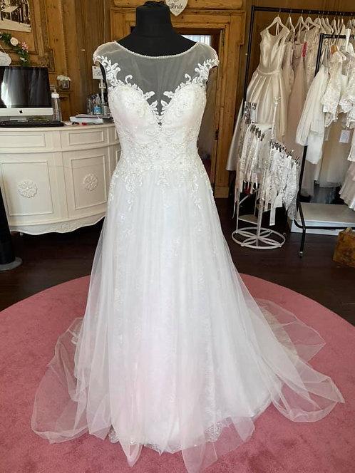 Sincerity '44077' Wedding Dress