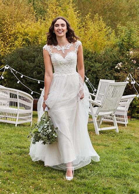 Romantica Pure Bridal Wedding Dres