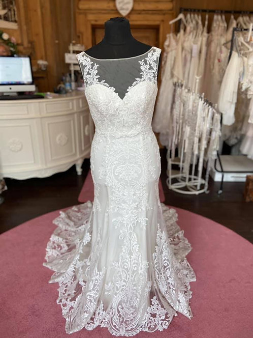 Casablanca 2261Wedding Dress