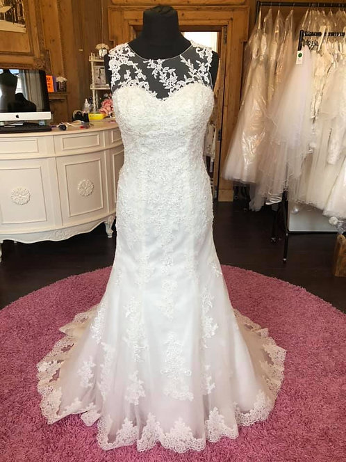Amanda Wyatt 'Mimosa' Wedding Dress