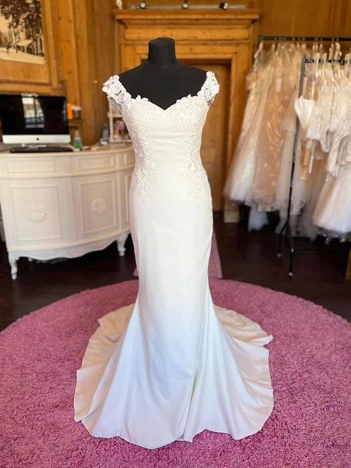 San Patrick Wedding Dress