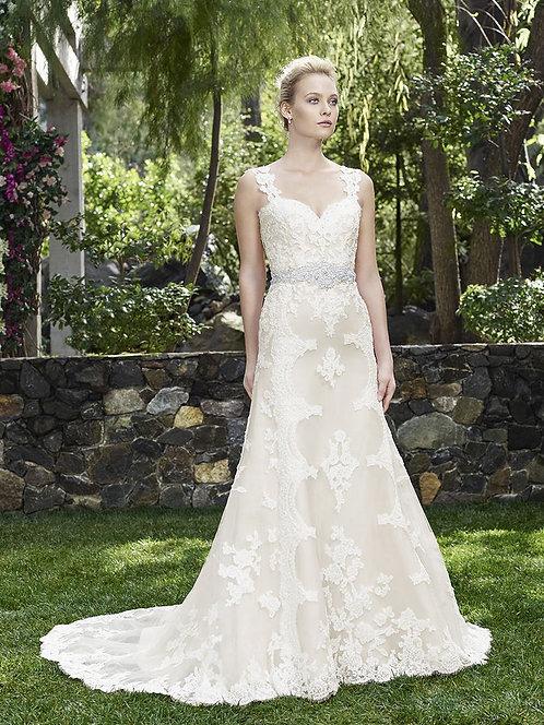 Casablanca '2250'Wedding Dress