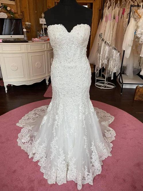 Mori Lee '8185' MorellaWedding Dress