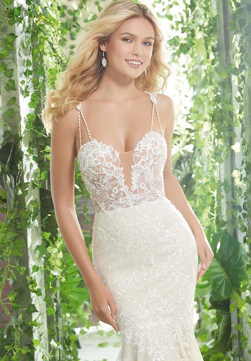 Mori Lee 'Presley'Wedding Dress