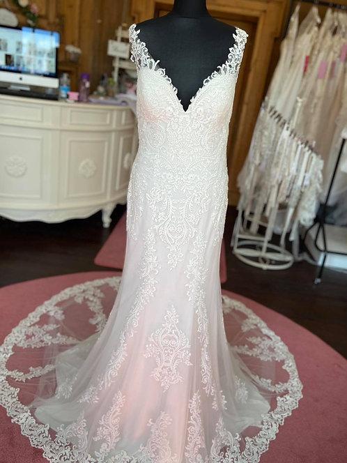 Mori Lee '5685'Wedding Dress