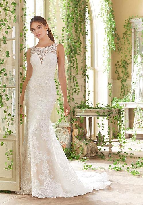 Mori Lee 'Penny'Wedding Dress