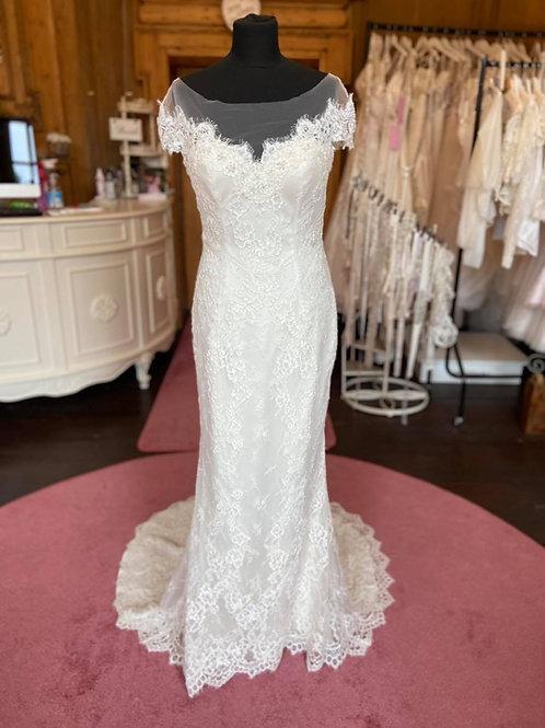 CasablancaWedding Dress