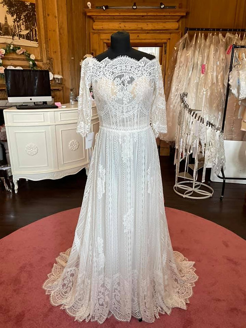 Pronovias 'Atira' Wedding Dress