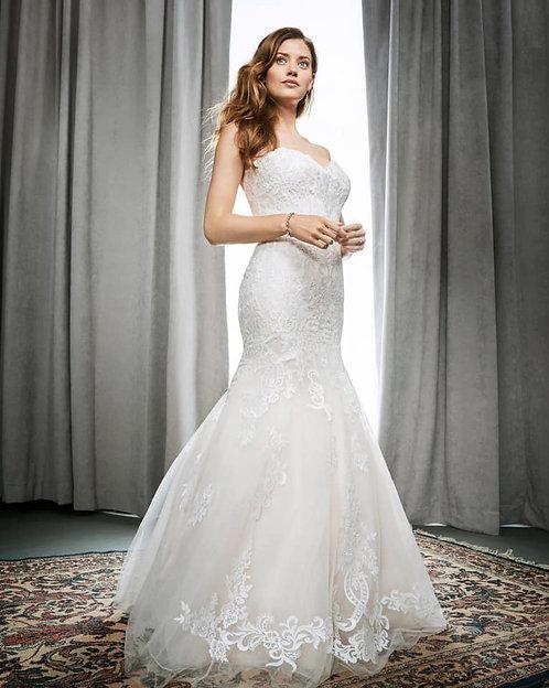 Kenneth Winston'1705' Wedding Dress