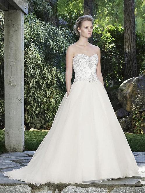Casablanca 'Marigold'Wedding Dress