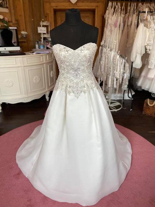 Kenneth Winston '1713' Wedding Dress