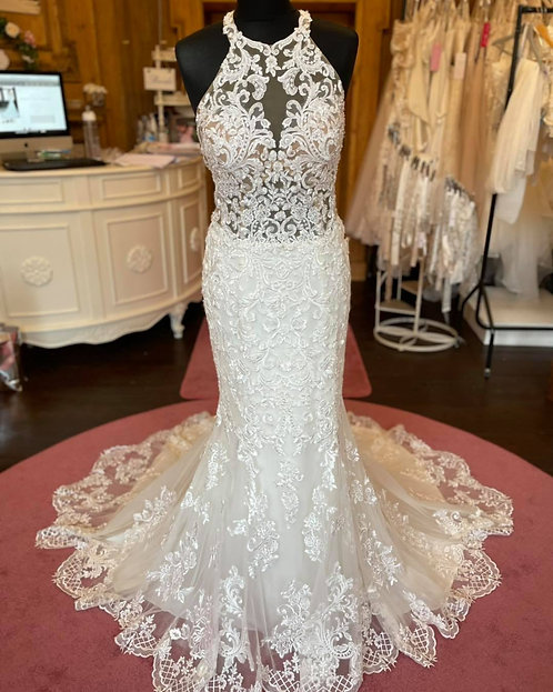 Mori Lee 2030'Pia'Wedding Dress