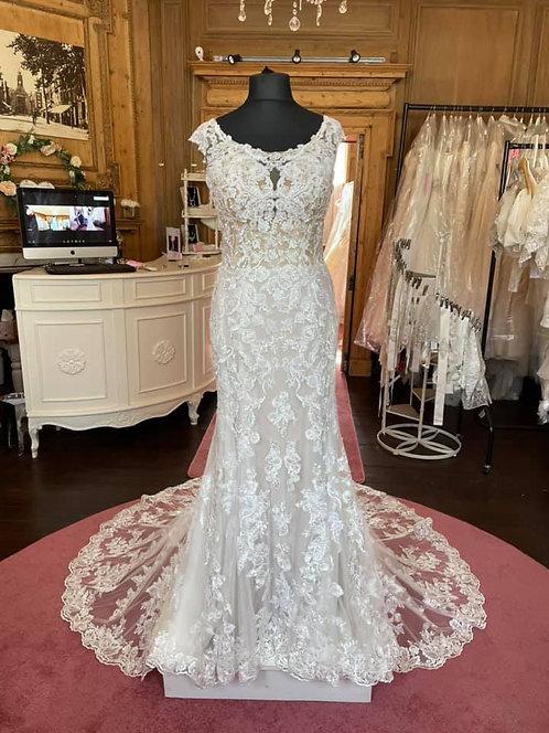 Mori Lee 'Parker' Wedding Dress