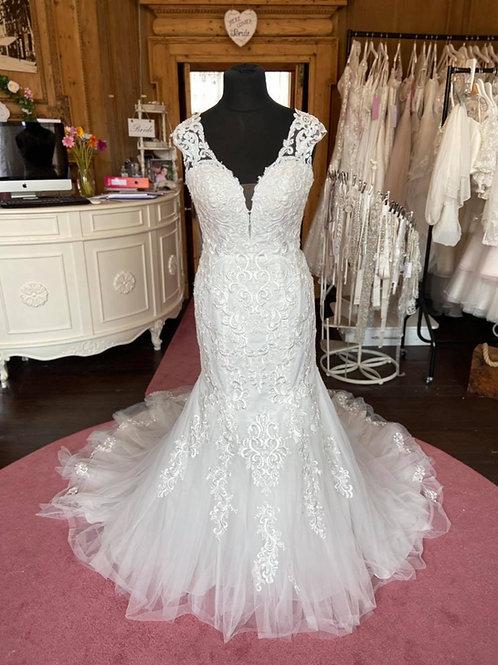 Stella York '6731'Wedding Dress