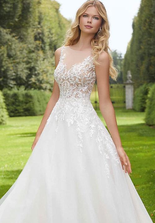 Mori Lee 2037'Paladia'Wedding Dress