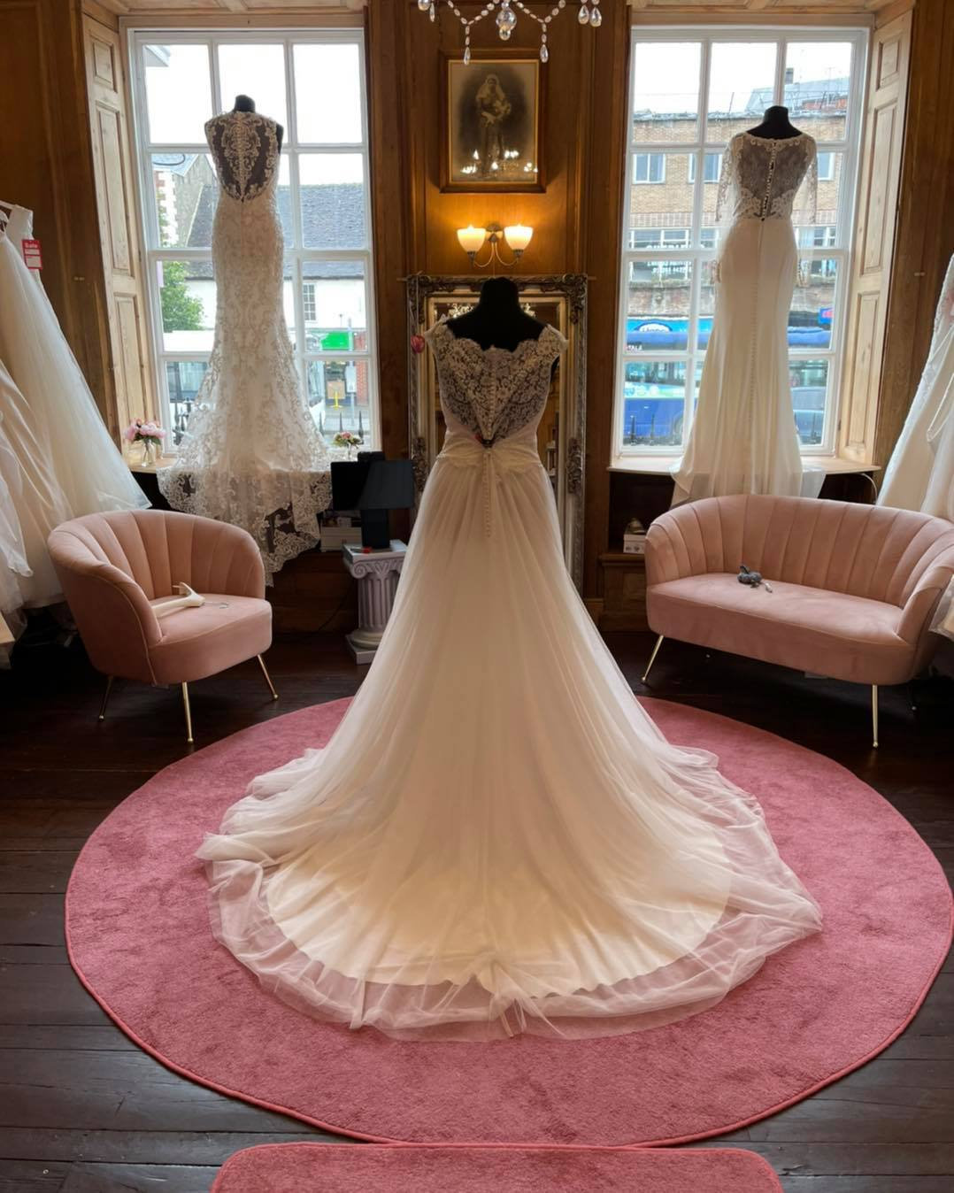 Wedding Dress Viewing/Fitting