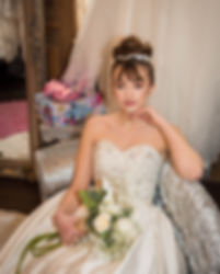 Art Couture at Pre-Loved Bridal Boutique Evesham Worcestershire