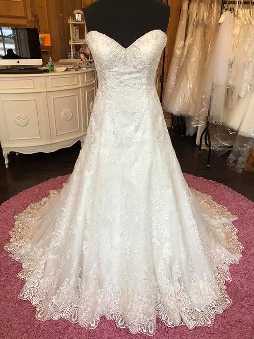Martin Thornburg '118268' Wedding Dress