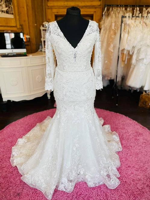Ronald Joyce 'Nunziate' Wedding Dress