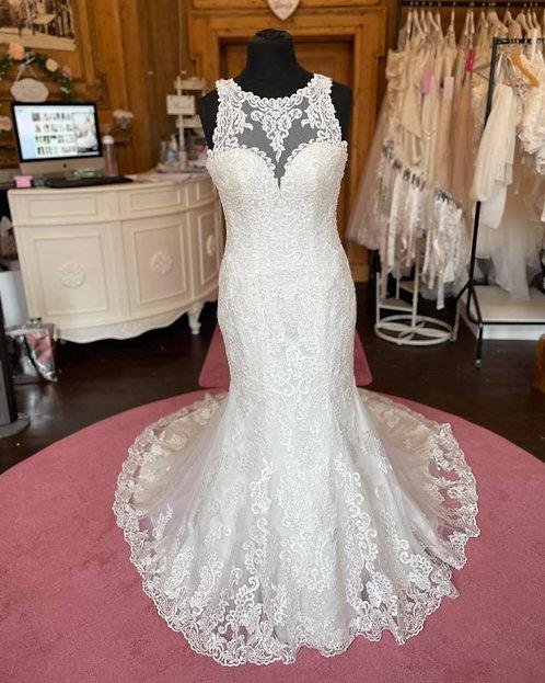 Mori Lee 8205'Krista'Wedding Dress