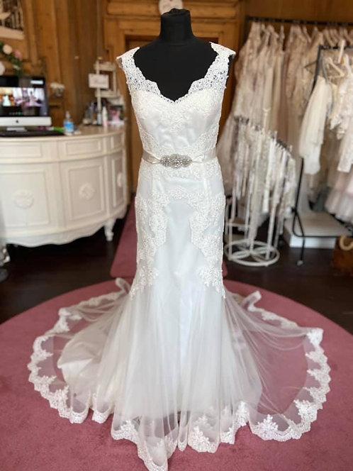 Snow Wedding Dress