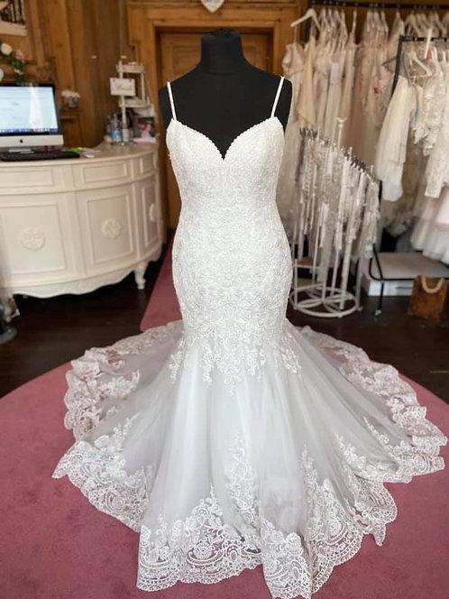 Mori Lee '2871' Wedding Dress