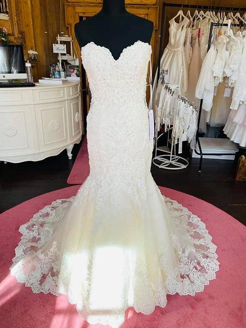 MGNY 51348Wedding Dress