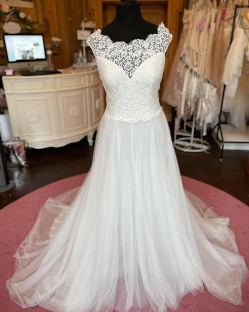 Mori Lee 6881'Kolette'Wedding Dress