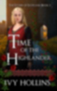 Time of the Highlander Cover Celtic.jpg