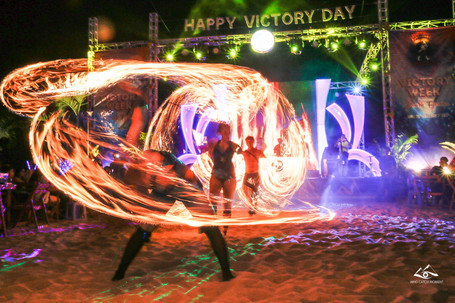Victory Day Beach Party