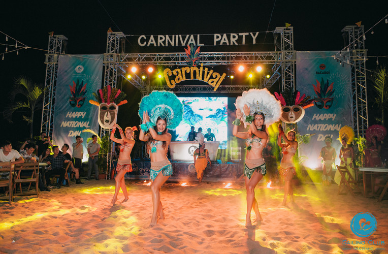 The More - Carnival Beach Party