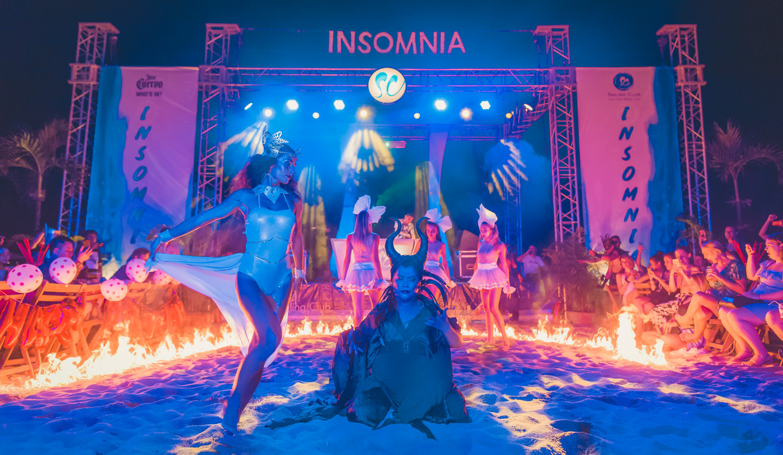 Boracay Phoenix Fire Dancers & The More