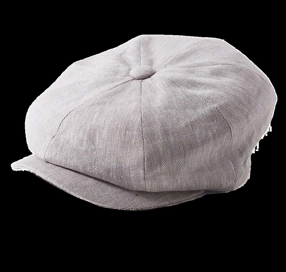 Biscuit 8 Piece Linen Cap