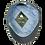 Thumbnail: Charcoal Linen Breton Cap