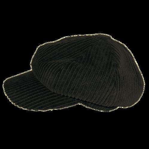 Cord Bakerboy Cap