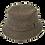 Thumbnail: Brown Harris Tweed Grouse Hat